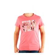 CALVIN KLEIN cmp57p 4d7 Rose férfi póló