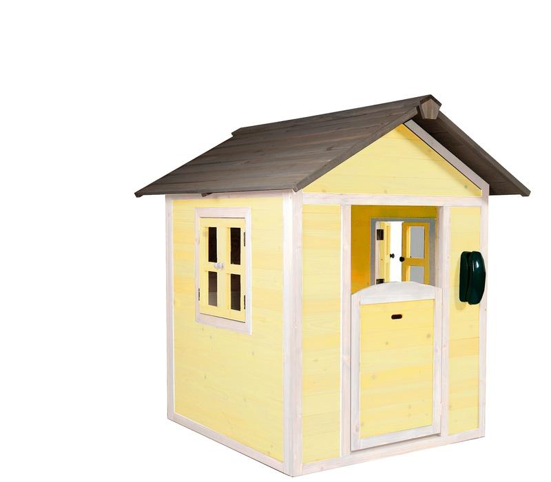 Axi Hrací domček LODGE Yellow