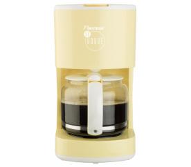 Překapávací kávovar z řady En Vogue - Pastelově žlutý - Bestron