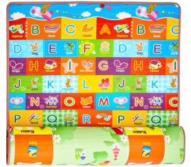Aga4Kids Detská penová hracia podložka 150x180 cm MR112