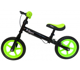 R-Sport Odrážedlo R4 Sport Black-Green