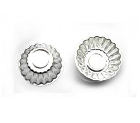 Formičky mini čoko 30 ks 40 mm - Kovovýroba Bystřice - Kovovýroba Bystřice
