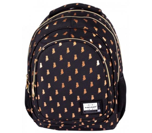 Astra Školní batoh AB330 Golden Kitty