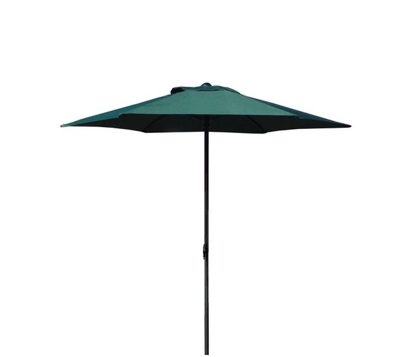 AGA CLASSIC 200 cm Dark Green napernyő