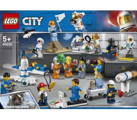 Lego City Space Port Sada postav – Vesmírný výzkum