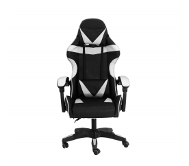 Aga Herní židle White