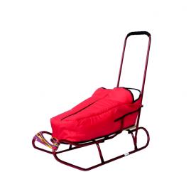 Nestor POLAR LUX  téli bundazsák Red