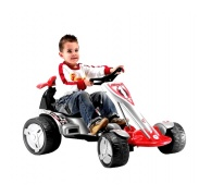 Injusa BIG WHEELS KART ELECTRIC 12V 669 elektromos kisautó