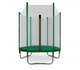 Aga SPORT TOP Trampolína 150 cm Dark Green + ochranná sieť