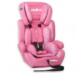 Aga4Kids Autoülés Rose - Pink