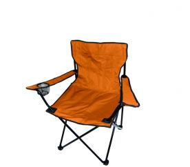 Linder Exclusiv ANGLER PO2468 Orange Kemping szék