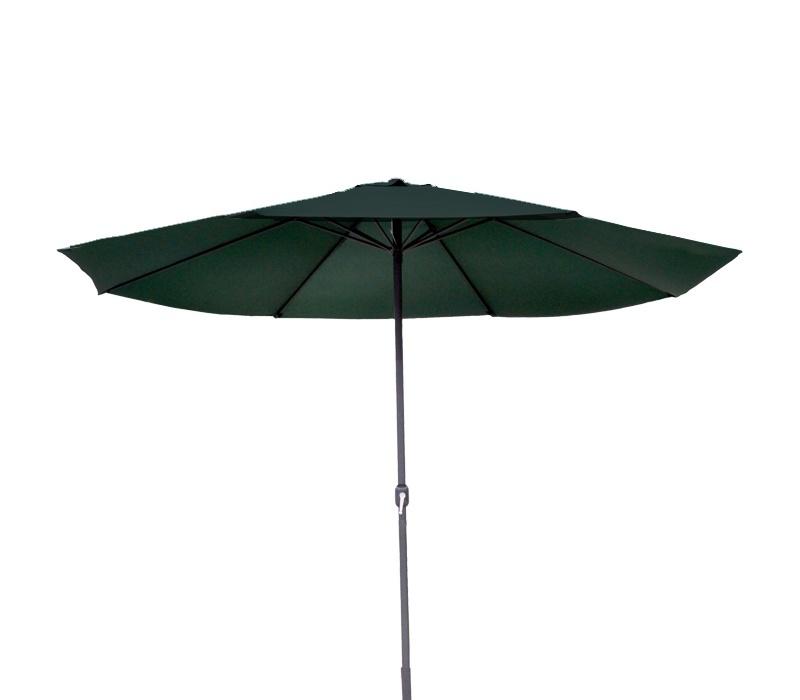 Aga Slnečník CLASSIC 300 cm Dark Green