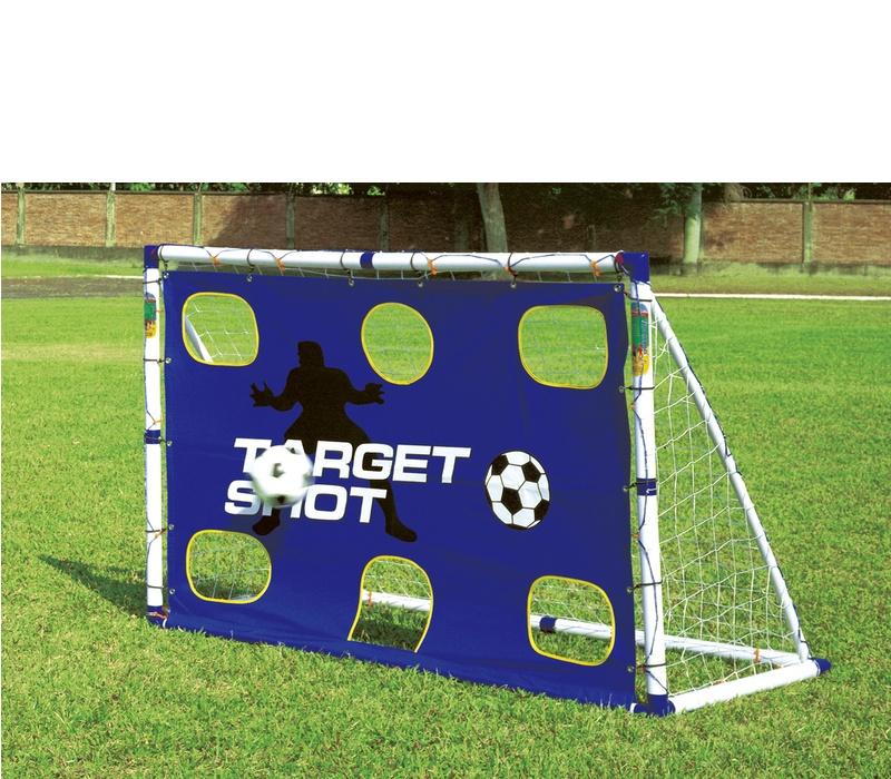 Aga Fotbalová branka JC-7339A 183x130x96 cm