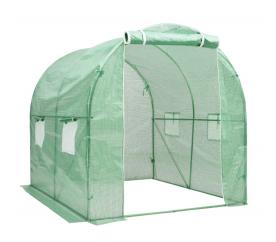 Aga Tunel foliowy 2x2x2 m 18 mm - szklarnia ogrodowa