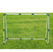 Aga Fotbalová branka PROFESSIONAL STEEL GOAL JC-5300ST 300x180x103 cm
