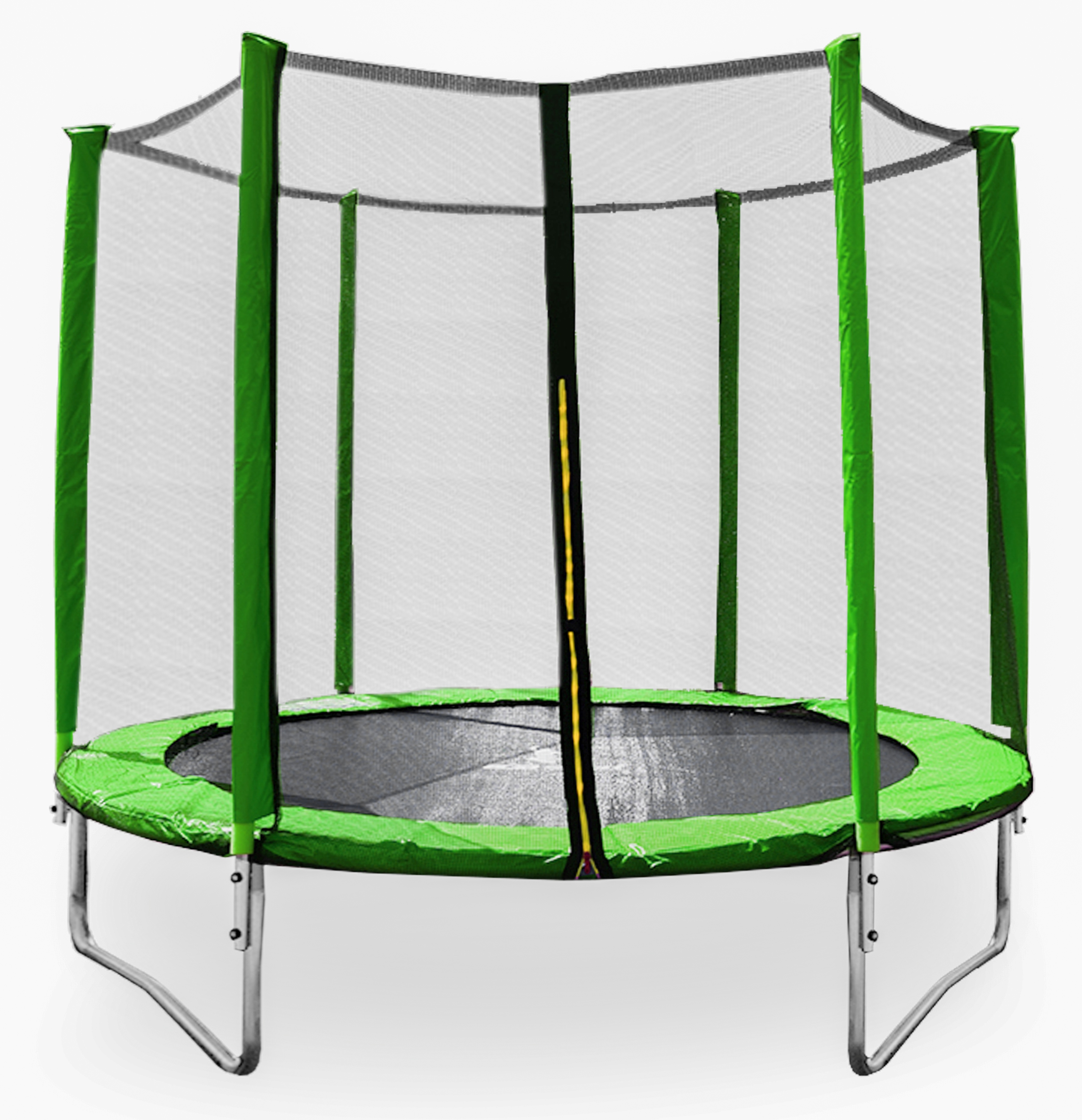 Aga SPORT PRO Trampolína 305 cm Light Green + ochranná sieť