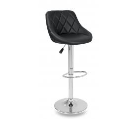 Tresko Barová židle Black