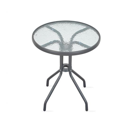 Aga Zahradní stůl MR4350DGY 70x60 cm