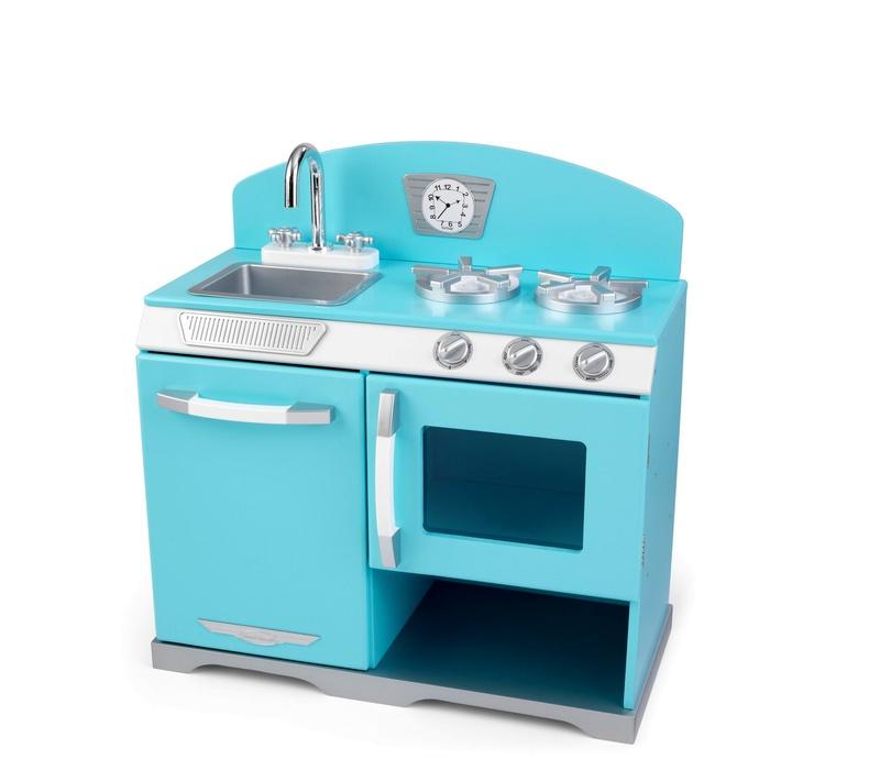 KidKraft Kuchyňka RETRO BLUE