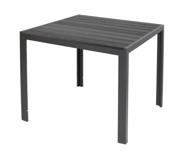 Linder Exclusiv Zahradní stůl Milano 90x90x74 cm