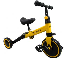 R-Sport Odrážedlo 3v1 P8 Žluté