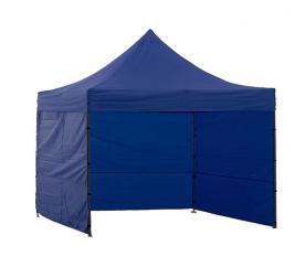 Aga Predajný stánok 3S POP UP 3x3 m Blue