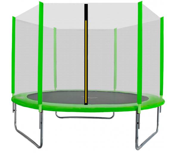 Aga SPORT TOP Trampolína 305 cm Light Green + ochranná sieť