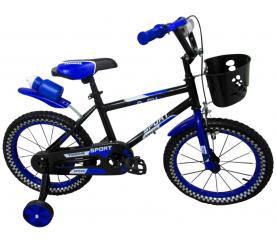 """R-Sport Dětské kolo P6 16"""" Modré"""