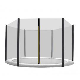 Chiemsee Ochranná síť 305 cm na 6 tyčí Black