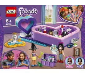 Lego Friends Balíček srdíčkových krabiček přátelství