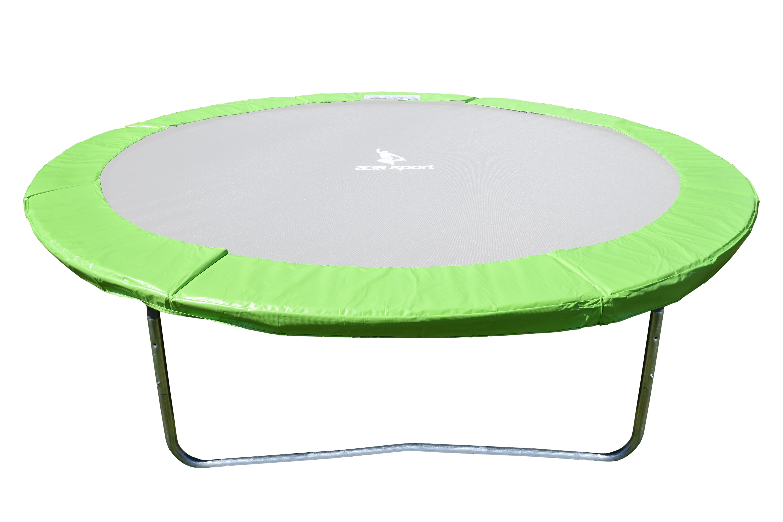 AGA 220 cm (7 ft) trambulin rugótakaró Light Green