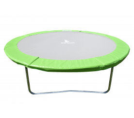 AGA 220 cm (7 ft) trambulinra rugótakaró Light Green