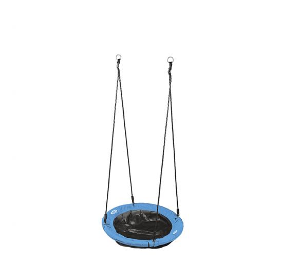 Nils Camp Závěsný houpací kruh NC5003 Blue