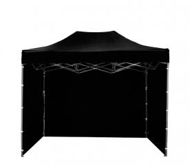 Aga Prodejní stánek 3S POP UP 2x3 m Black
