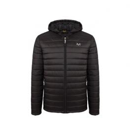 Versace 19.69 Kapucnis férfi kabát C72 Black