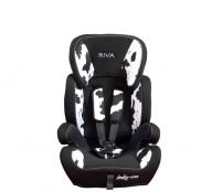 Baby Coo autosedačka RIVA Black White
