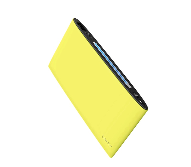 Lepow Poki 10000 mAh Yellow