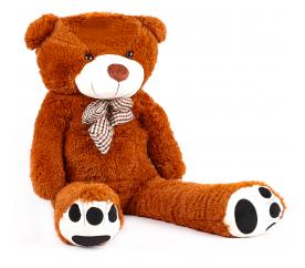 Aga4Kids Plyšový medveď MR13003F 130 cm Hnedý