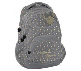 Paso Školní batoh Minnie Gold