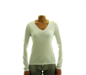 CALVIN KLEIN Dámské tričko cwp03m Blanc