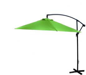 Záhradný slnečník LINDER EXCLUSIV 300 cm MC2005LG Lime Green