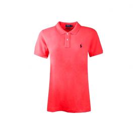 Ralph Lauren Koszulka Polo SKINNY-FIT Orange