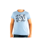CALVIN KLEIN Tričko cmp57p 6b2 Blue Clear