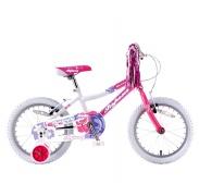"Injusa BUTTERFLY 16"" Pink 2015 gyermek bicikli"