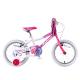 """Injusa Detský bicykel BUTTERFLY 16"""" Pink 2017"""