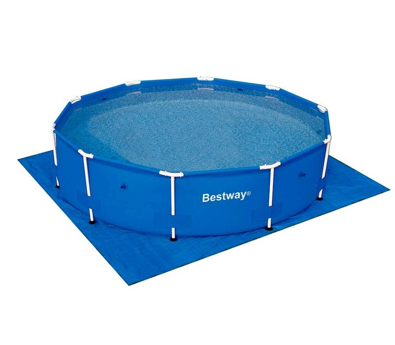 Bestway Podložka pod bazén 3,35 x 3,35 m 58001