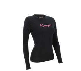 Kappa Longsleeve LASIL Black
