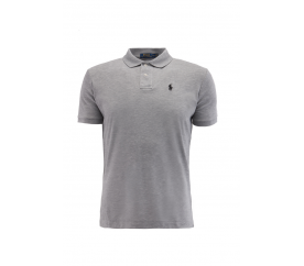 Ralph Lauren POLO Grey Small Pony Black