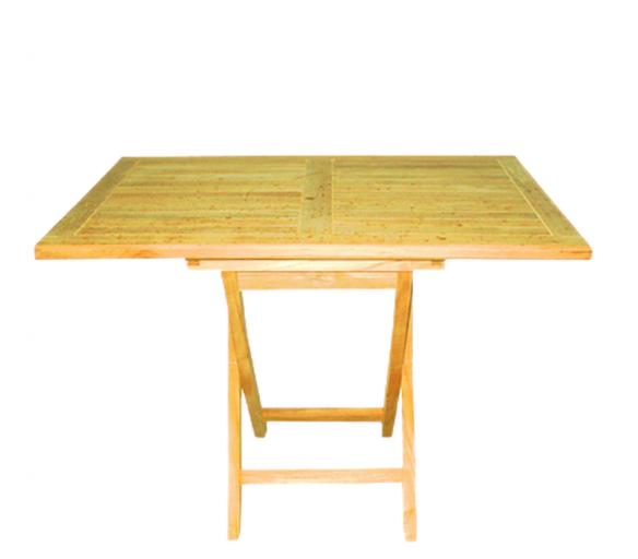 Linder Exclusiv Zahradní stůl T14C 110x70x75 cm