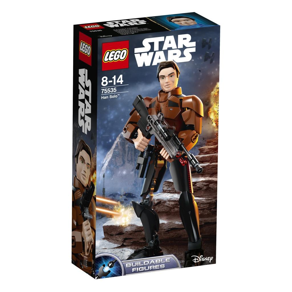Lego Star Wars Han Solo